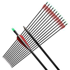 Archery - Fiberglass Arrow 2