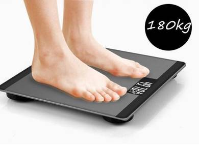 Electronic Digital Body Scale High Accuracy 180 kg