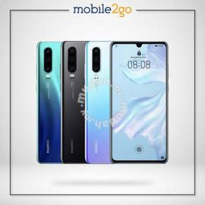 Huawei P30 [128GB ROM/8GB RAM] MY Set
