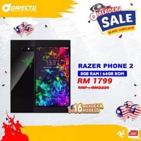 Razer PHONE 2 (8GB RAM)MYset-JUALAN MERDEKA