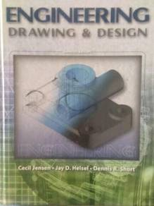 Engineeing Drawing & Design 7th Edition by Cecil J