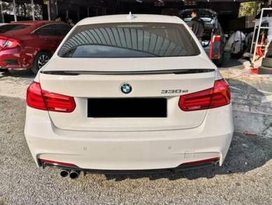 BMW F30 M Sport M Performance ABS Spoiler