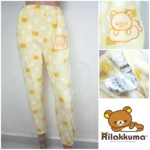 (M) RILAKKUMA Nightwear ROOMWEAR Drawstring Rope P