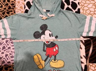 Mickey hoddie