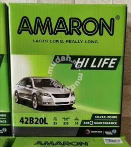 Amaron sigma century ns40l ns60l car battery os