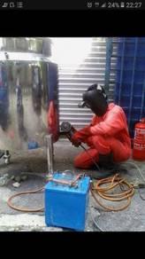 Welding Service.3g-6g Certificate.Repair