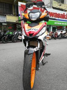 RS150R RS150 Repsol New Year Promo