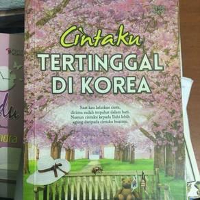 Novel Cintaku Tertinggal Di Korea