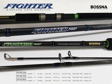 BOSSNA FIGHTER 2018 Fishing Spinning Rod Joran