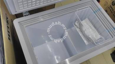 Isonic - freezer 170 liter (baru)