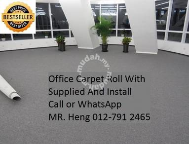 Carpet Roll - with install 83T