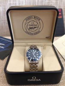 Omega Bond Limited Edition Fullbox