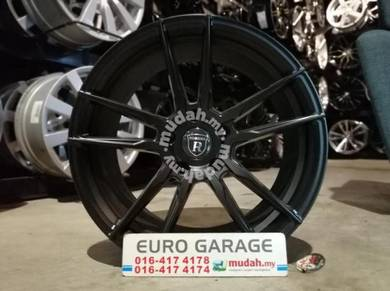 Rohana wheels 18inc bmw f30 e46 e36 e90