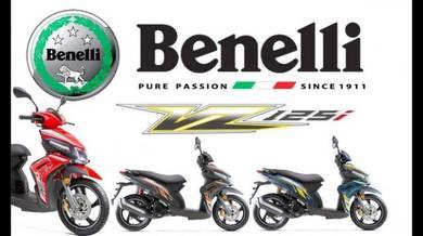 Benelli VZ125i /VZ125/SE (LOW DEP)