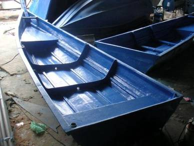 Fiberglass Fishing Boat 14ft