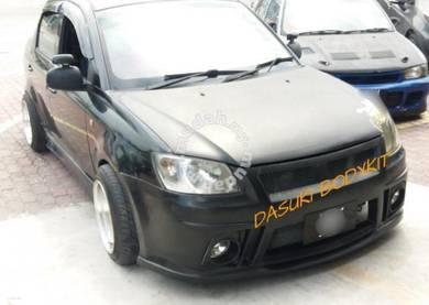 Front Bumper Proton Saga BLM V2 Pu
