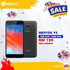 NEFFOS Y5 (4G, LTE | 2GB RAM)MYset-JUALAN MERDEKA