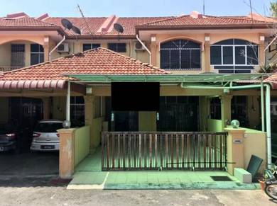 Taman Ceria Kangar (Fully Furnished & Tip Top Condition)