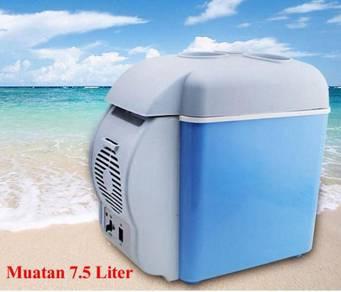 7.5 Litre Mini Fridge Cooler Warm 12V Portable