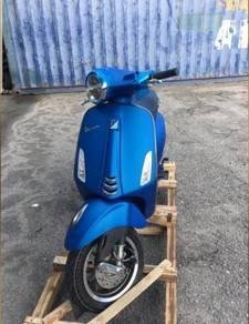 Vespa primavera s 150 ABS 2020 Matt Blue New Model