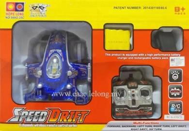 Hope Long RC Speed Drift Stunt Car - 40MHz