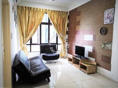 D Summit Apartment / Kempas / Hospital Permai / Setia Tropika / 2 Bed
