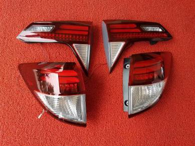 Honda hrv led light bar tail light lamp taillamp