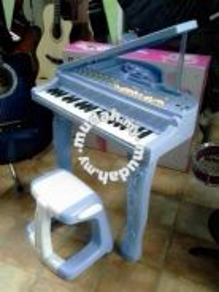 Lighting Key Piano Organ Blue ( Junior )