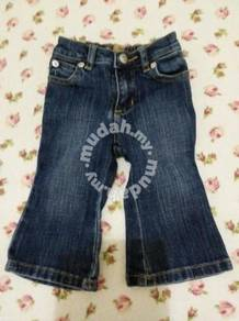 Old Navy Jeans for Baby Girl Size 6-12 months old