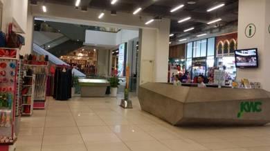 KWC Kenanga Wholesale City Centre, Fashion Wholesales Mall Time Square
