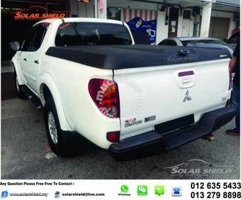 Mitsubishi Triton Aeroklas Deck Cover