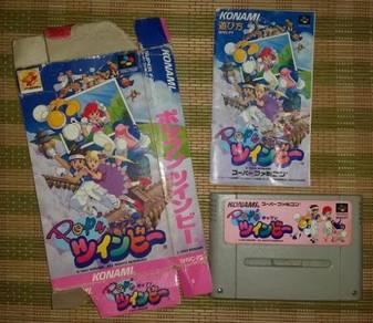Nintendo Super Famicom Pop n Twin Bee