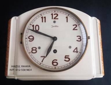Jam Zentra - Vintage Wall/Kitchen Clock