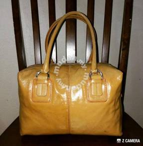 Tote Bag Leather TODS