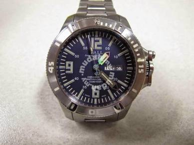 Ball chronometer