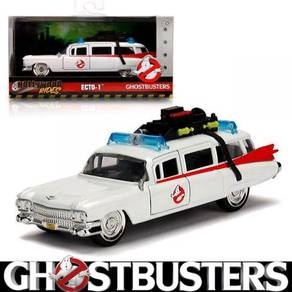Ghostbusters ECTO-1 Movie Car 1/32 Diecast model