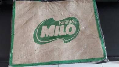Milo shopping bag