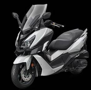 Sym cruisym 250i std promosi ready stock