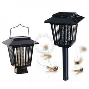 Solar Powered Outdoor Mosquito Insect Pest Bug Zap