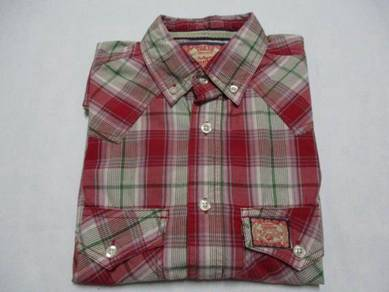 Tokyo Laundry Red Check S (Kod LS4201)