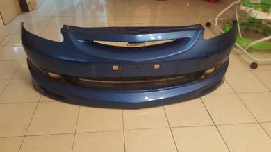 Honda Jazz Fit Mugen GD1 Front Bumper Tail Lamp