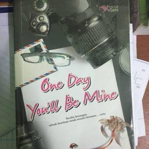 Novel 'One Day You'll Be Mine'