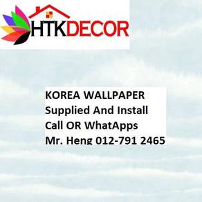 HOTDeal Design with Wall paper for Office 473W
