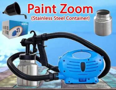 PAINT ZOOM (Stainless Steel Container) (k)