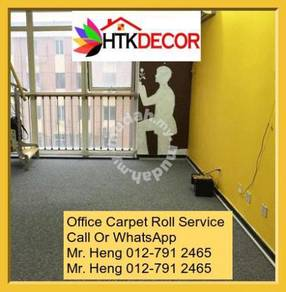 Office Carpet Roll - with Installation ghj6