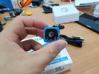 MiniCamera 1080pDVR NightVision Motion-Detect SQ11