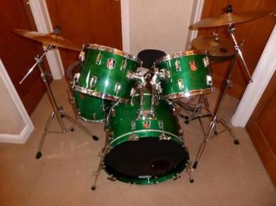 Eddie Ryan Drum Kit