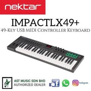 Nektar Impactx49 plus Midi Controller