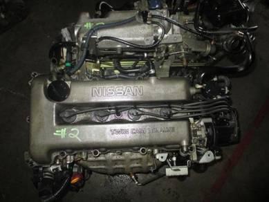 JDM Engine Empty Nissan Serena C24 SR20