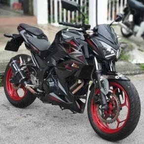 Kawasaki Z250 used 2016 (ninja250,r25,cbr250)